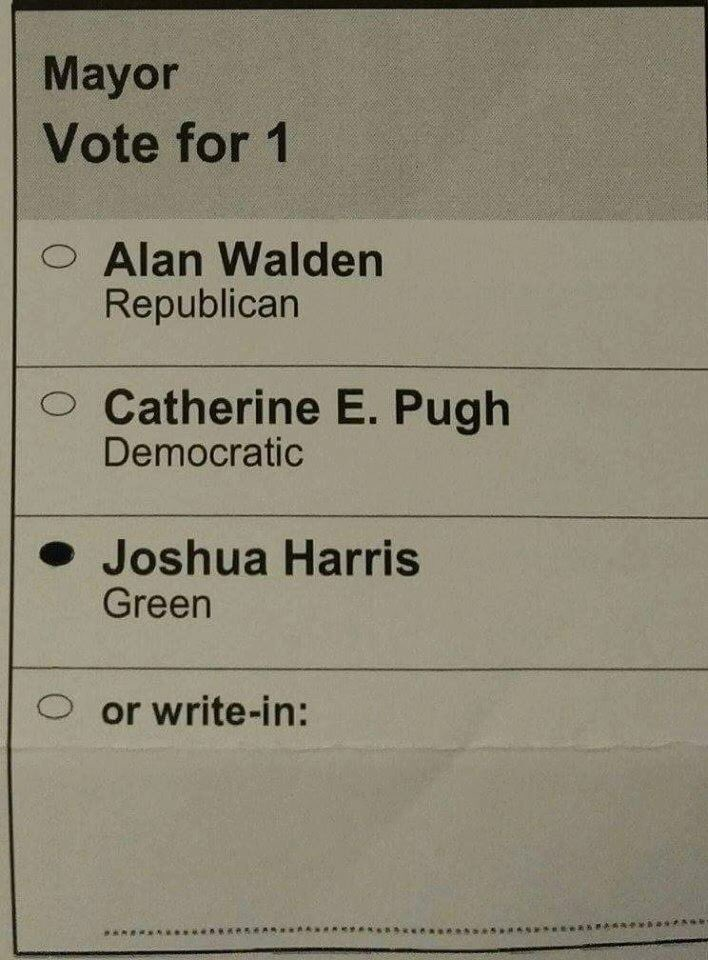 Vote for Joshua Harris https://t.co/TLXFDMJKF5