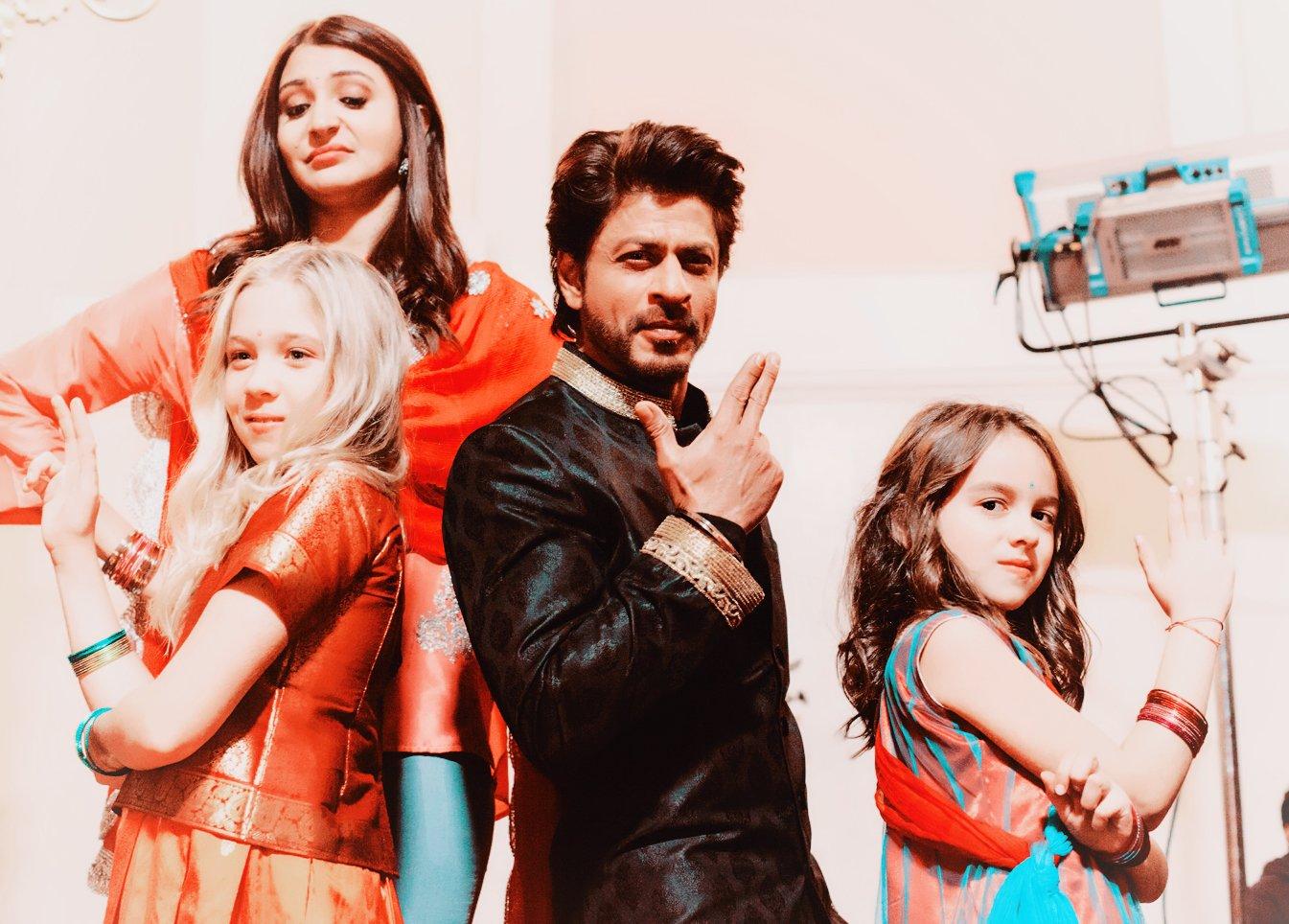 Thumbnail for SRK Twitter TImeline 2016