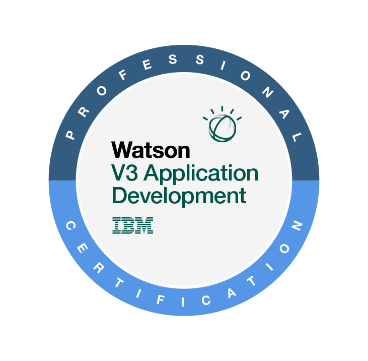 Helping developers validate skills with first global Watson Certification Program