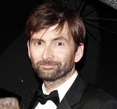 David Tennant at BFI London Film Festival Awards