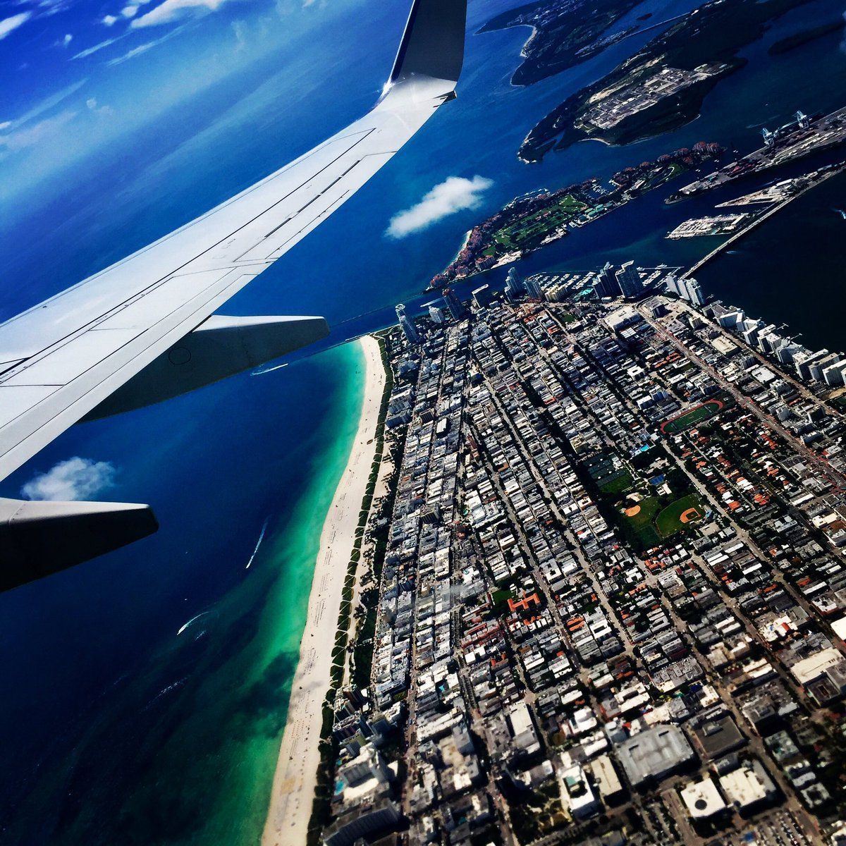 #TraveliSaMust | Discover New Opportunities | Hammock Leaving Miami -
