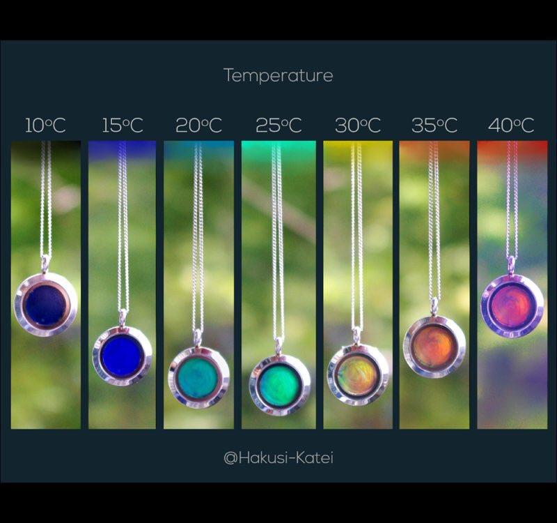♦️【プレゼント企画】 抽選で1名様に、鏡を隔てて色が変わる、角度・温度・光源依存型ネックレス「液晶ウィンドウ❷」をプレゼント。  ■公式 RT&フォローのみで応募完了です。 ■期間:~10月23日(日) ■お気軽にご参加ください!
