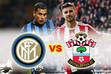 INTER-Southampton Rojadirecta Streaming Calcio Gratis Live TV (Europa League), opzioni YouTube e Periscope.
