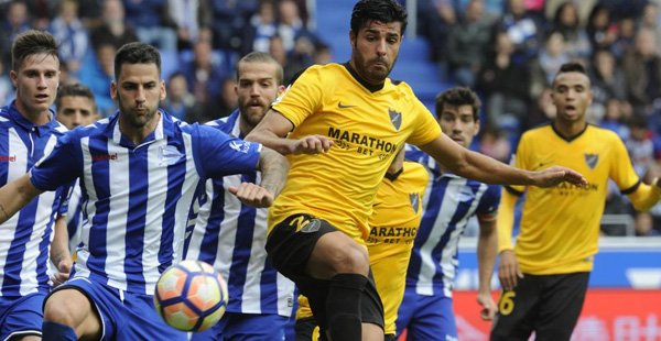 Video: Deportivo Alaves vs Malaga