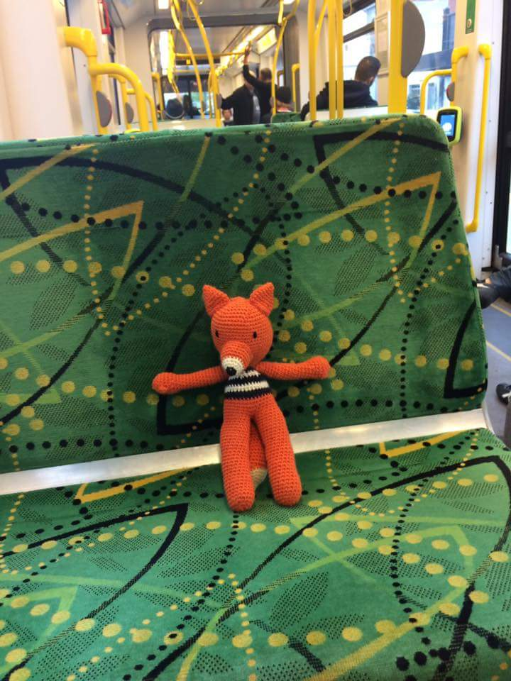 Please RT Missing Fox on @yarratrams #96 Owner Bereft https://t.co/RD3Tl1x9pb