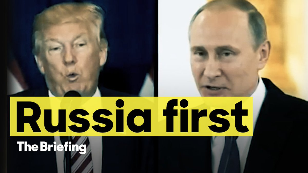 The Clinton campaign put out a 6 minute video detailing Trump's alleged Russian ties a month before the election. Interesting to revisit in light of recent reports.