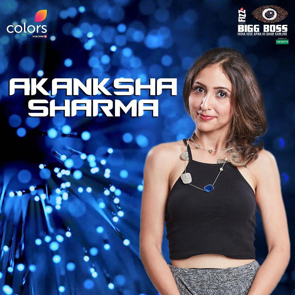Akanksha Sharma,Bigg Boss 10,BB10,Big Boss 10,images,pictures,photos,pics,contestant,colors
