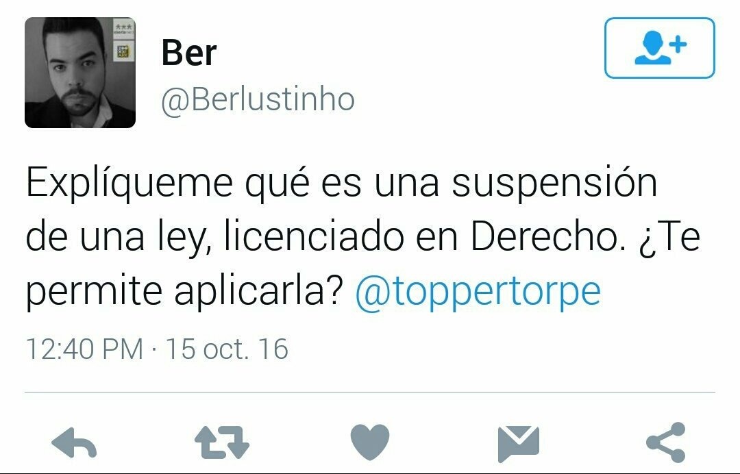 """Pedro Otamendi on Twitter: """"No se entera usted @toppertorpe , @Berlustinho  borra tuits por """"estética de su TL y facilitar su lectura a otros turnos""""  😂😂😂@yolandachia399"""""""
