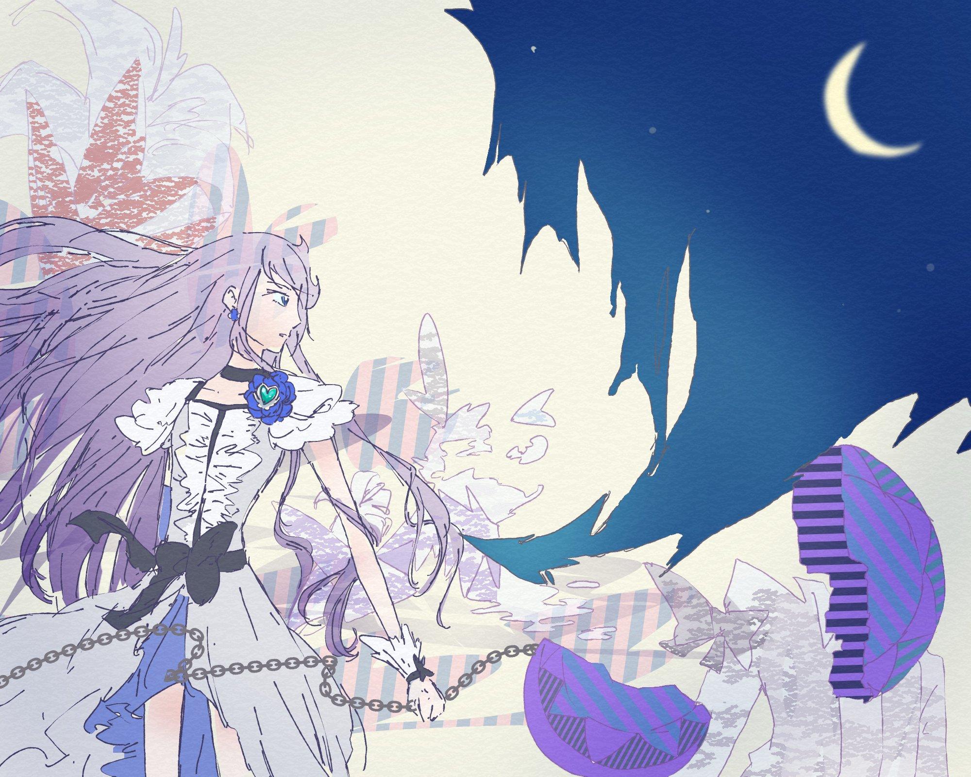 葵ずみ@テスト週間 (@eichinohikari)さんのイラスト