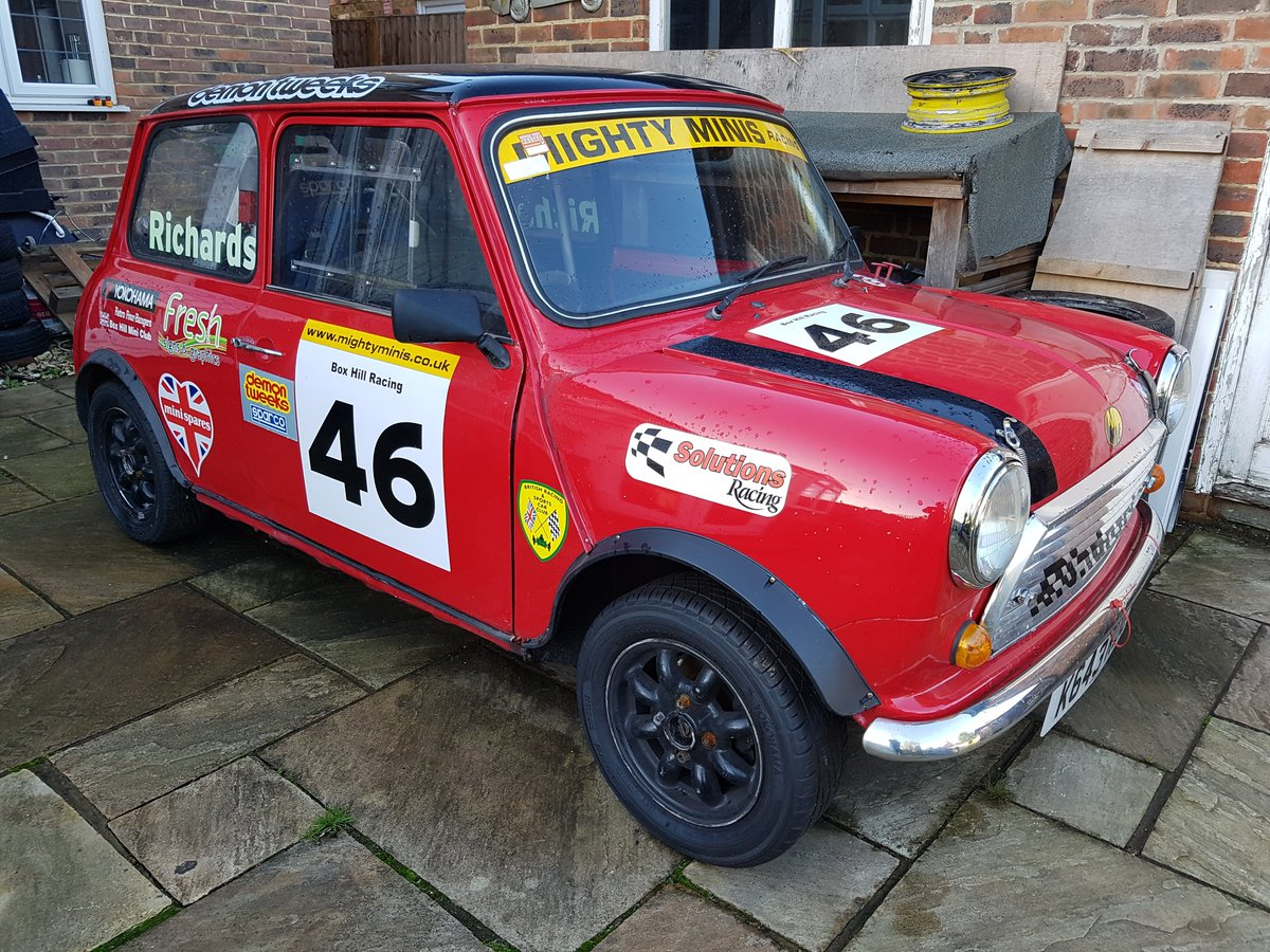 Box Hill Mini Club on Twitter: \