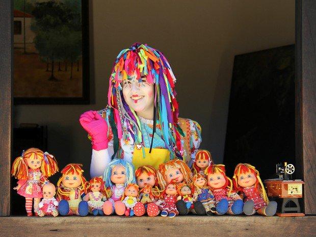Colecionadora reúne 60 bonecas 'Emília' no Sítio do Picapau Amarelo https://t.co/QvVfOwJmtl