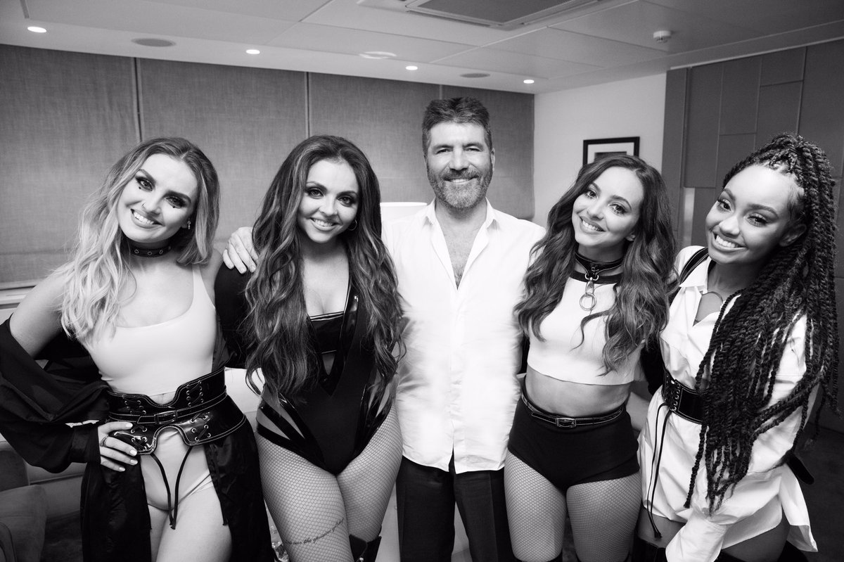 That was one of the best performances ever seen on @TheXFactor. Congratulations @LittleMix