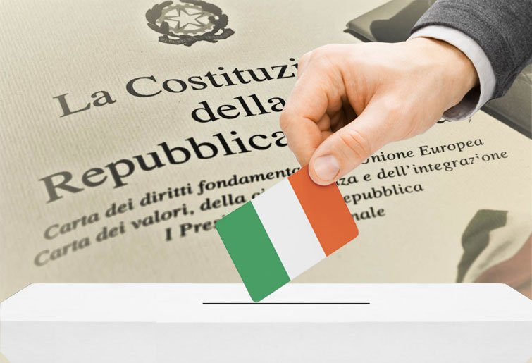 Referendum costituzionale: quando e come si vota. La scheda