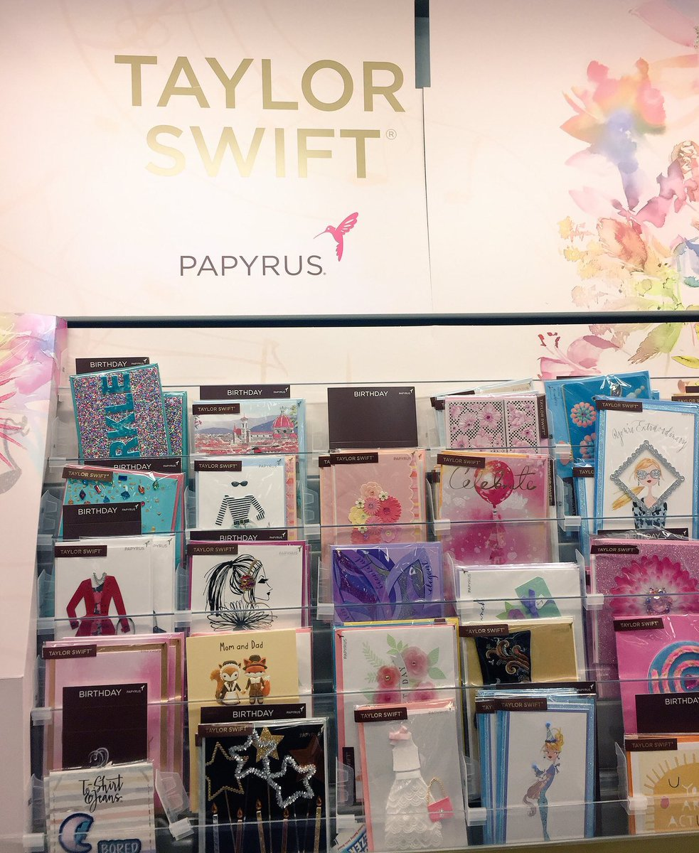 Taylors Papyrus Greeting Cards Collection Is Now Available At Target C Taylor Swift N 54u4cZ23zju Pictwitter