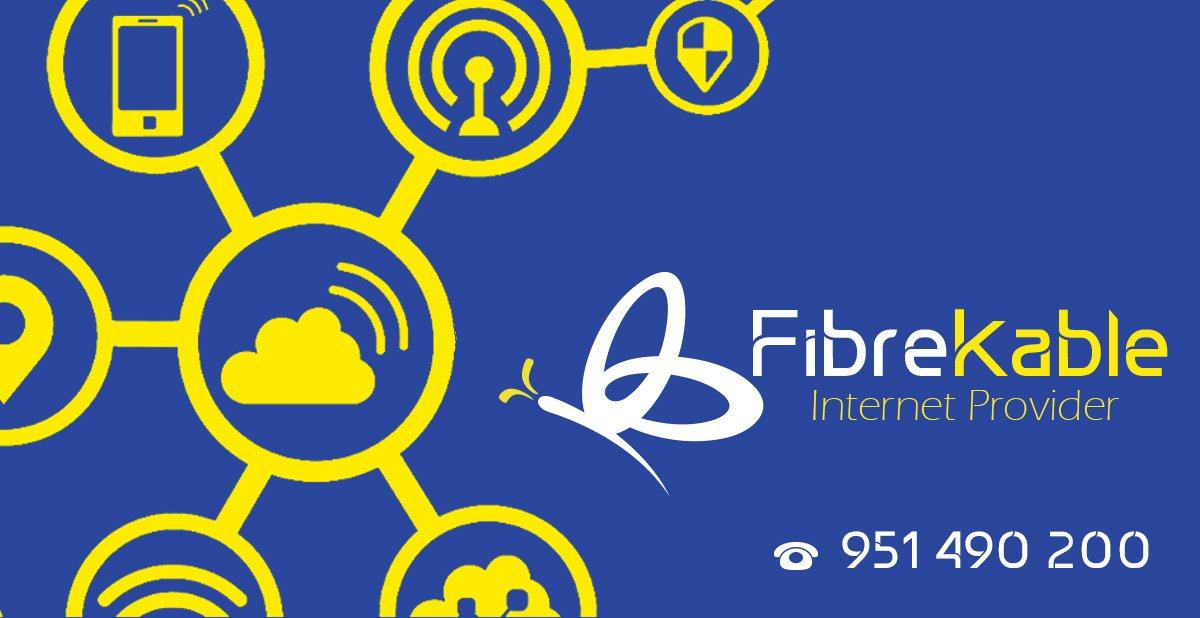Fibrekable Telecom on Twitter: