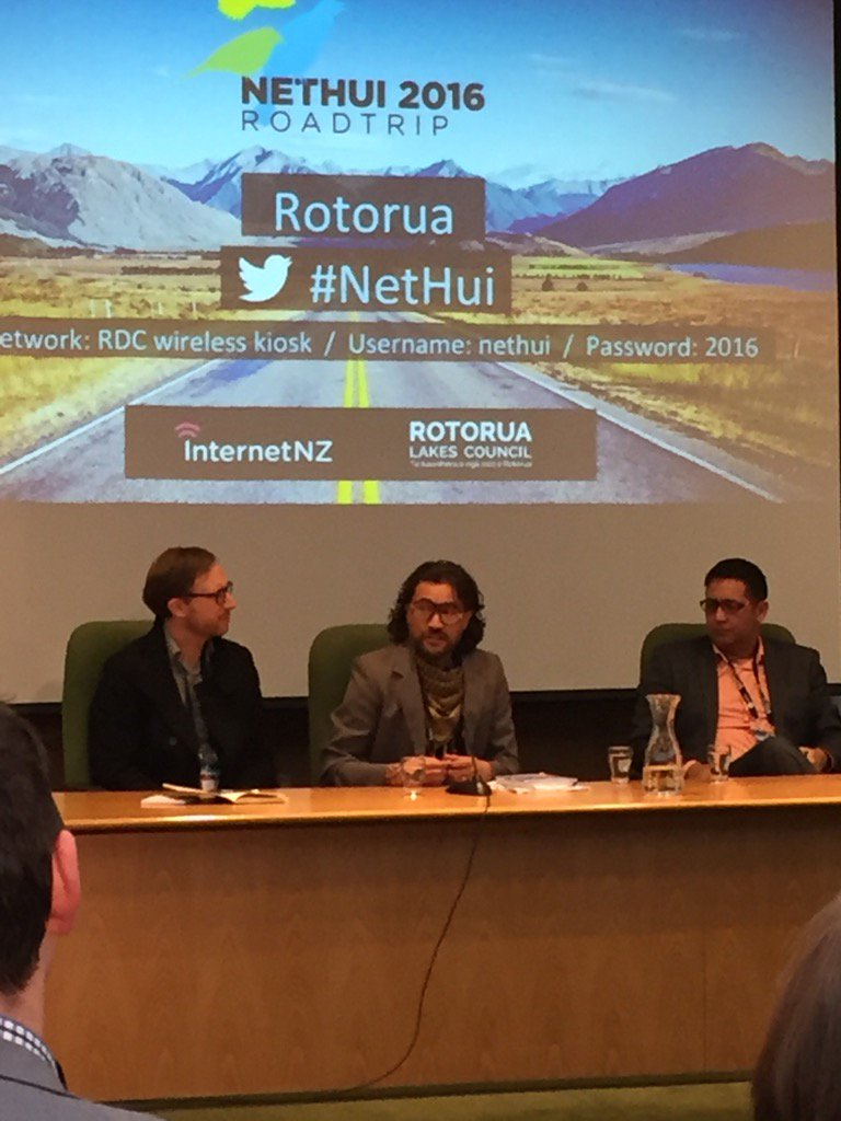 #dreamrealised bro Potaua @DigitalMaori #nethui is in Te Arawa!! Woohoo! https://t.co/s298xwAVRZ
