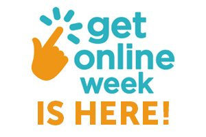 Happy Get Online Week everyone! Keep checking #GOLW16 for amazing #digitalskills events taking place across the UK! https://t.co/m8wWVe9nOe