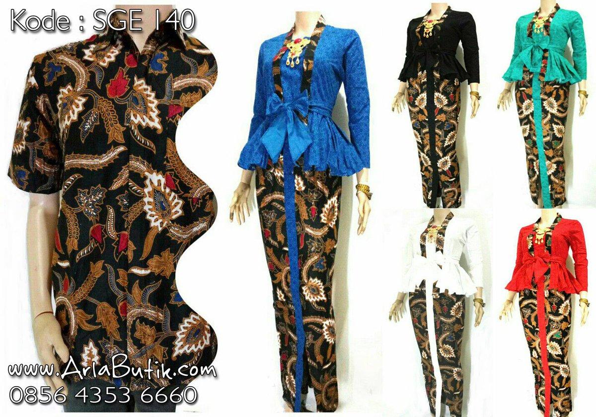 100 Gambar Batik Couple Jogja Dengan Model Baju Batik