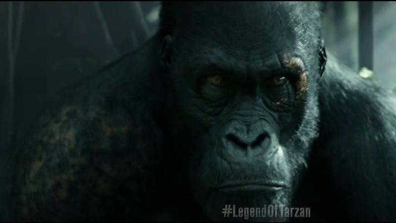 The Legend Of Tarzan On Twitter Or Akuttarzan May Have Defeated