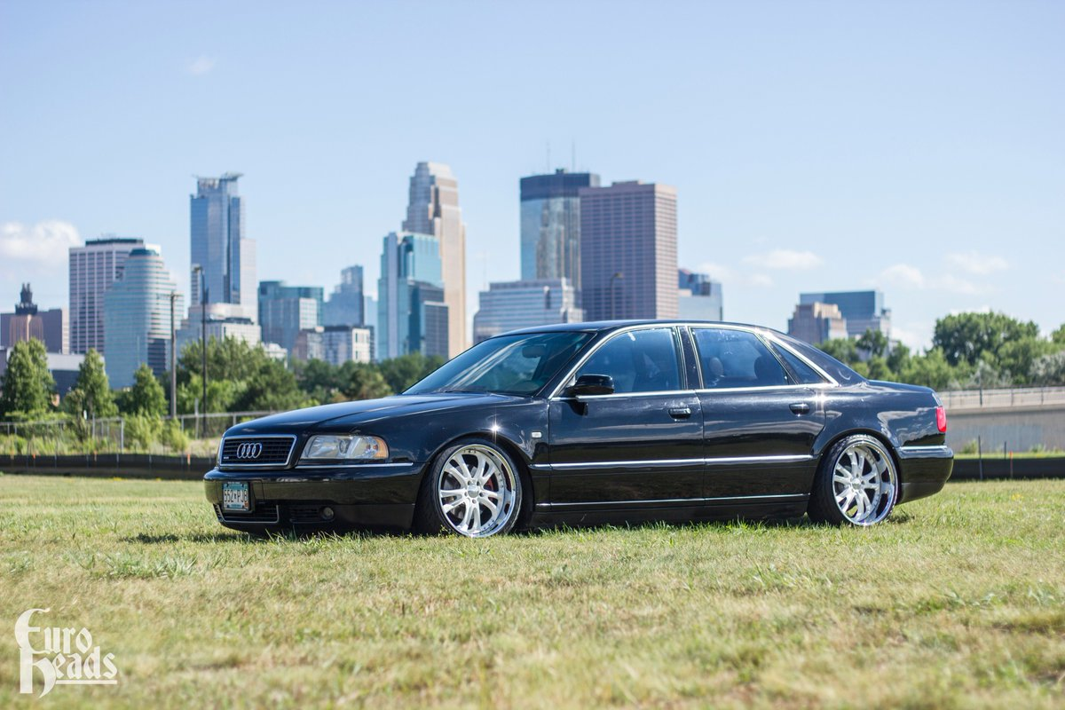 Euroheads On Twitter Static Audi A8 Sitting On Some Lowenharts