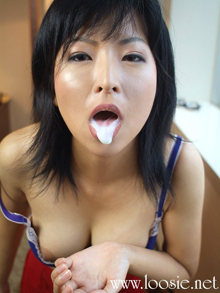 Asians are sluts, they love facials