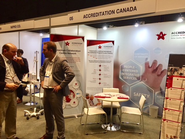 Accreditation Canada On Twitter Our Booth Is Open And Were Ready For ISQua2016 Visitors Looking Forward To Speaking With You