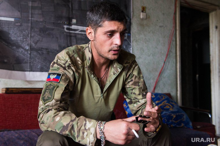 """""""Мне он показался тупым животным, которому просто нравилось убивать"""", - волонтер Дейнега приводит слова украинских бойцов о Мотороле - Цензор.НЕТ 1497"""