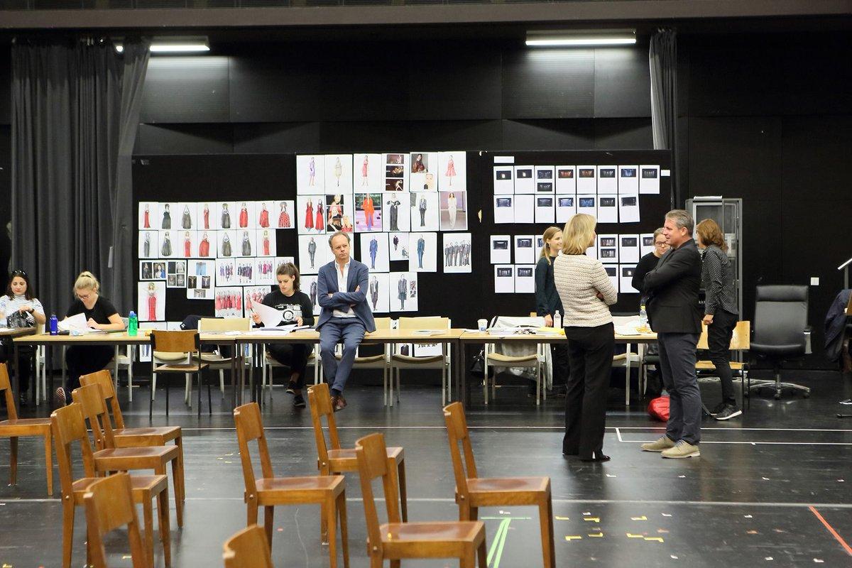 Matthew Polenzani On Twitter Rehearsing LA FAVORITE With Elina Garanca Mariusz Kwiecie Directed By Amlie Niermeyer At Bay Staatsoper