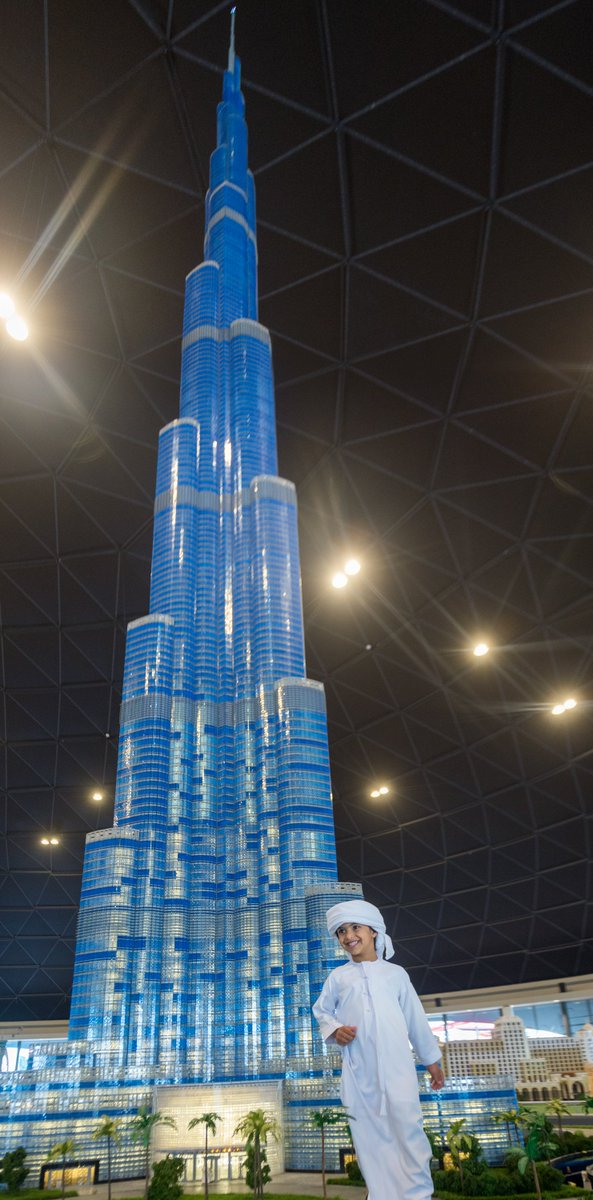 As the world's tallest Lego sculpture opens, here are the top ten most daring Lego buildings