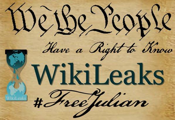 WikiLeaks' Founder Gone Silent... Cu9-aLcUAAEd5vE