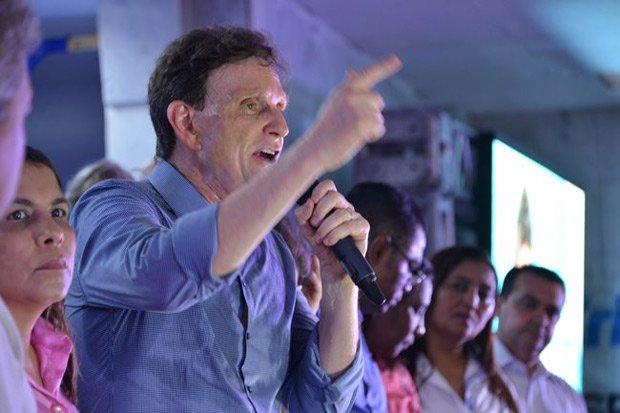 Vinicius Mota | Provável vitória de Crivella no Rio será um marco para movimento evangélico https://t.co/VrZYeirOFC