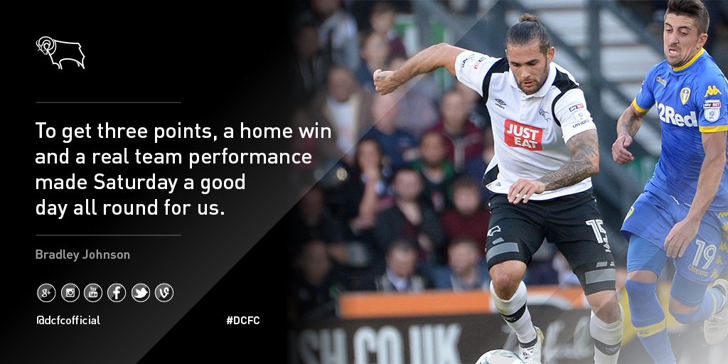 INTERVIEW: @BradJohnson15 reflects on a positive day for #DCFC on Saturday ahead of @BrentfordFC clash: ow.ly/vcDY305f28S 📝 #dcfcfans