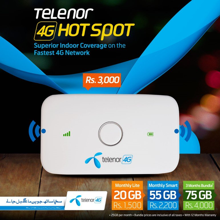 Telenor Pakistan on Twitter: