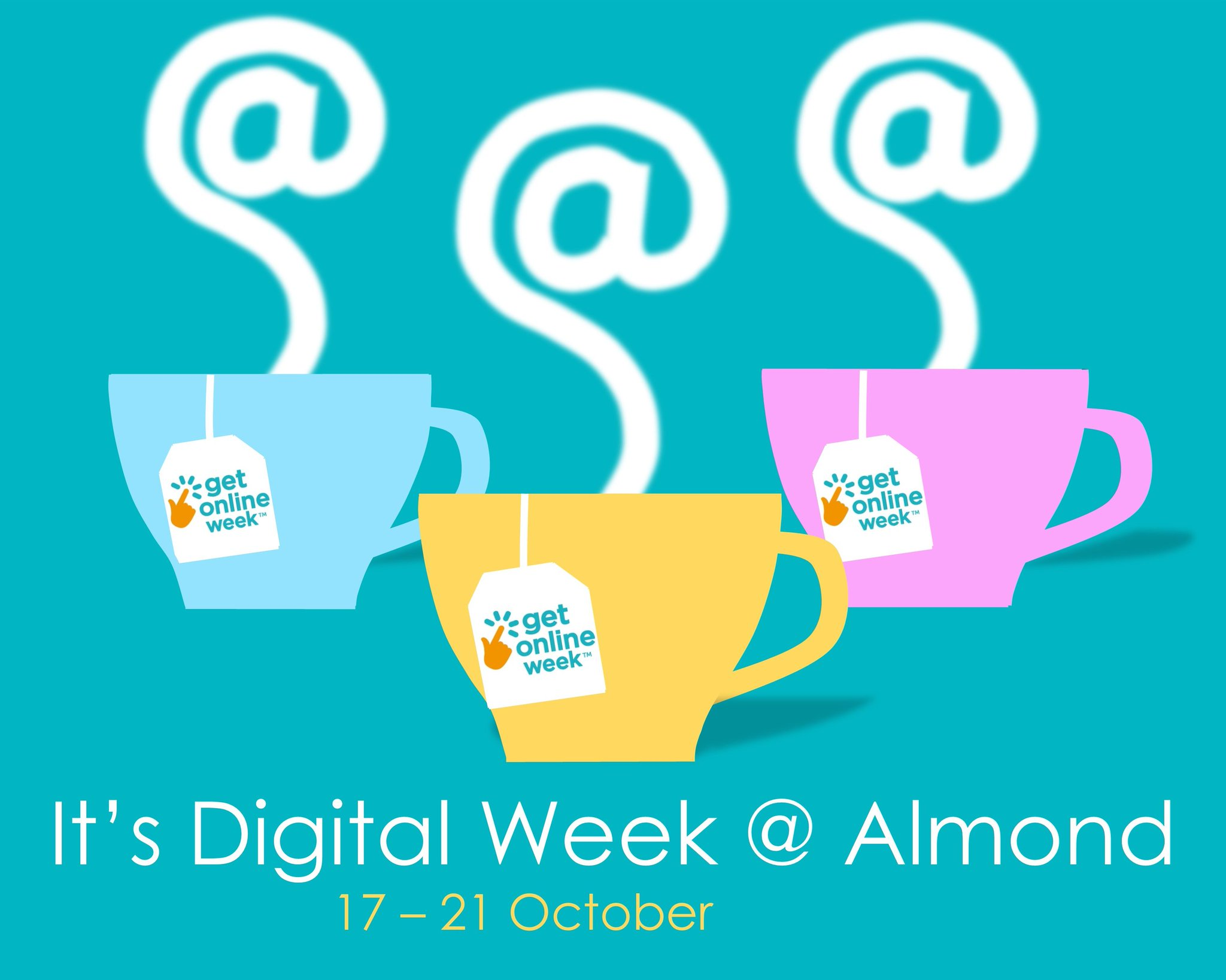 It's Get Online Week and #Digital Week @ Almond has officially begun! https://t.co/ThHIRBOGAp  #GOLW16 #digitalinclusion #ukhousing https://t.co/4QnBq5GPM2