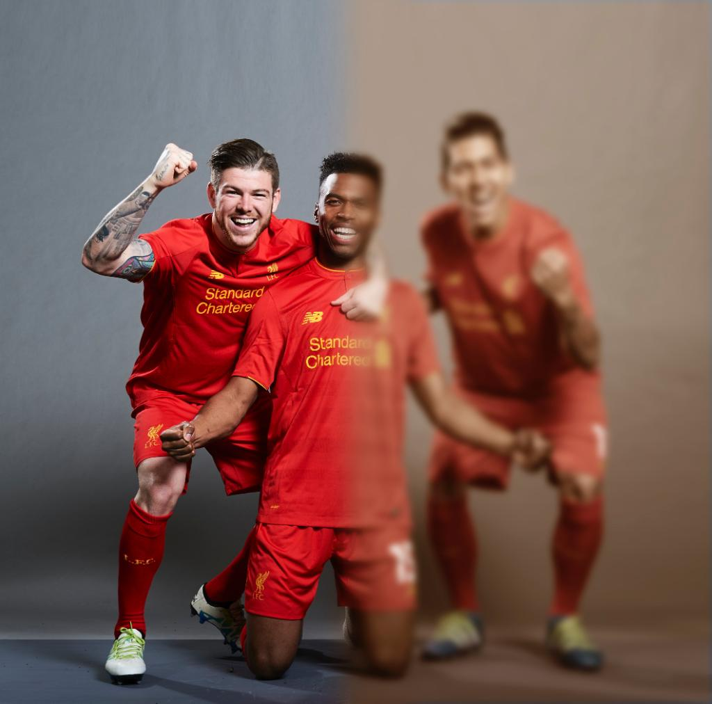 It's match day! Not long now until @LFC  take to the field to support our #SeeingisBelieving campaign #LFCvMUFC #LFC https://t.co/rjf28C2dS3