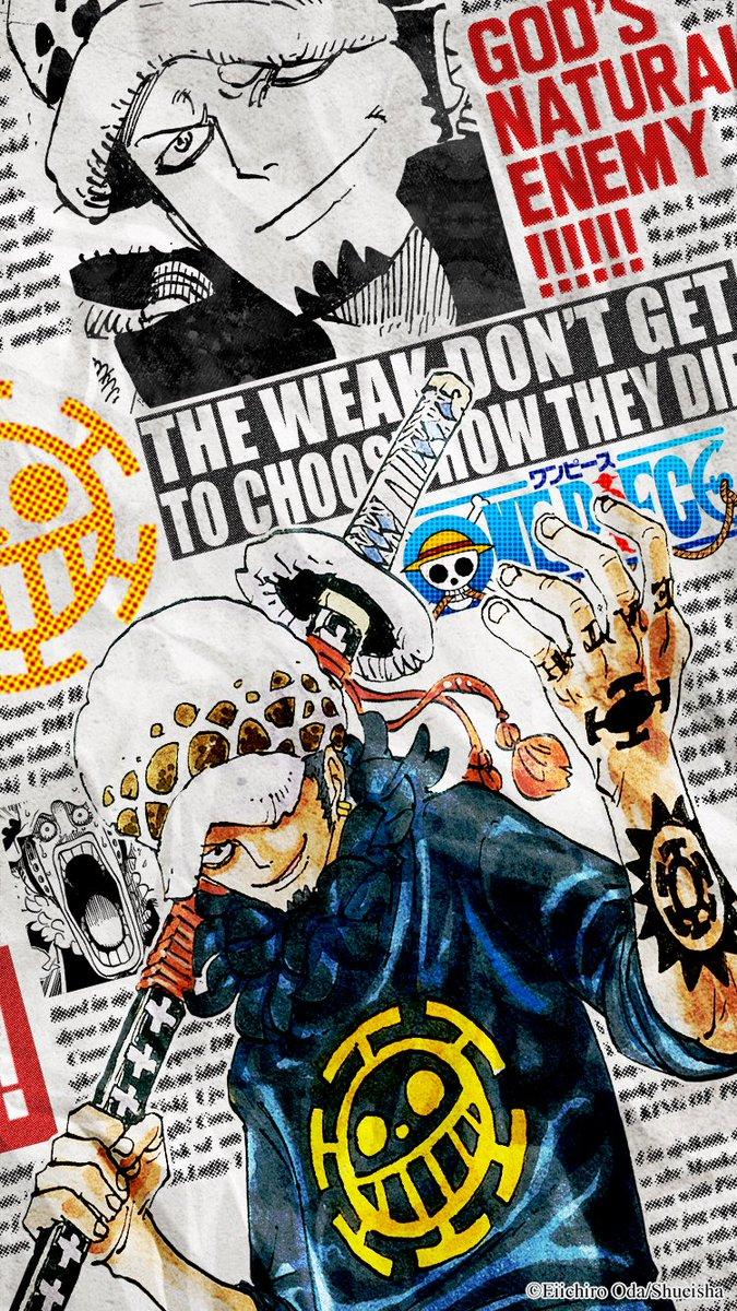 One Piece好きの達也 On Twitter ロー誕生日おめでと 無事に