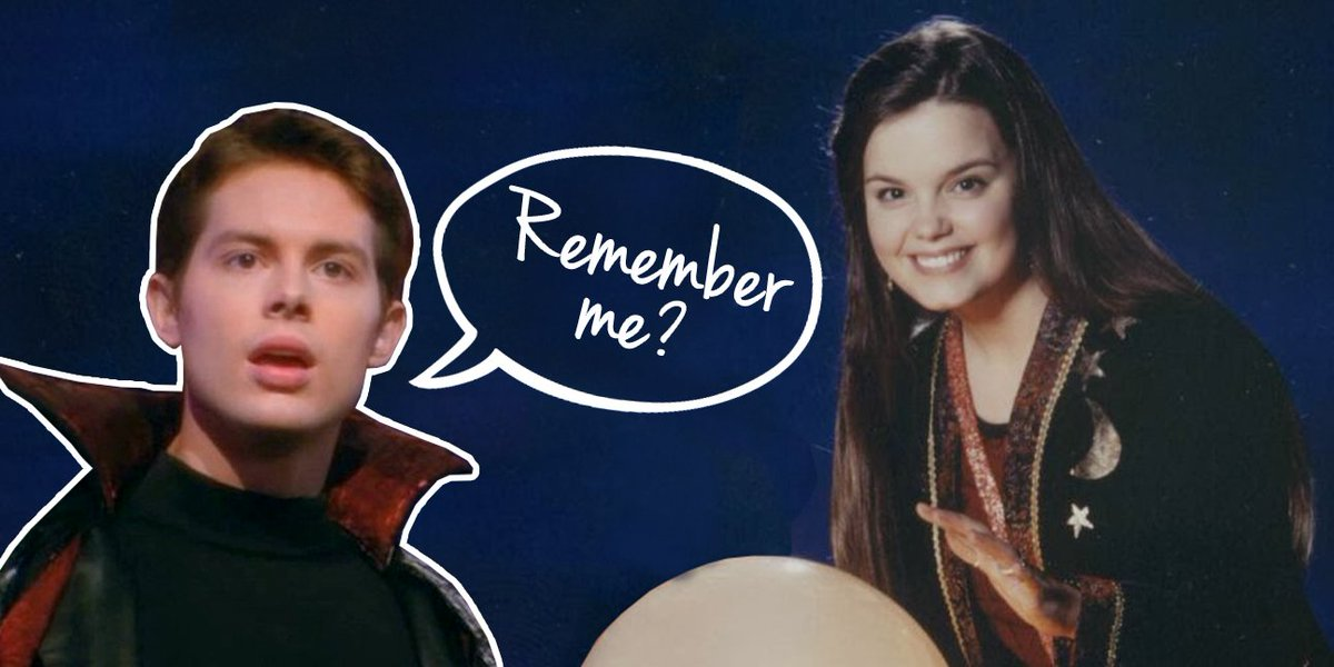Kimberly Brown AKA Marnie Cromwell reveals Kal Halloweentown