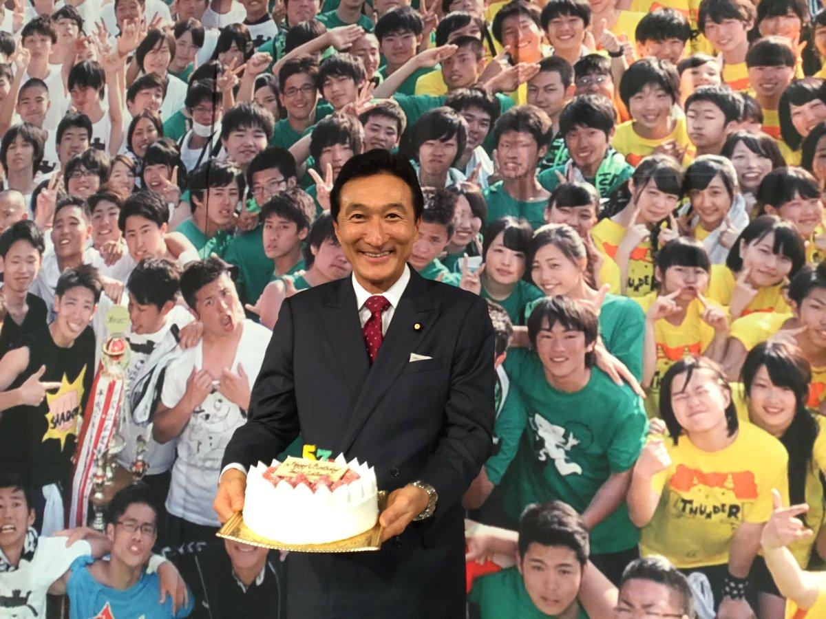 57才の誕生日。 皆様、本当にありがとうございました。 https://t.co/1J5LW34duk