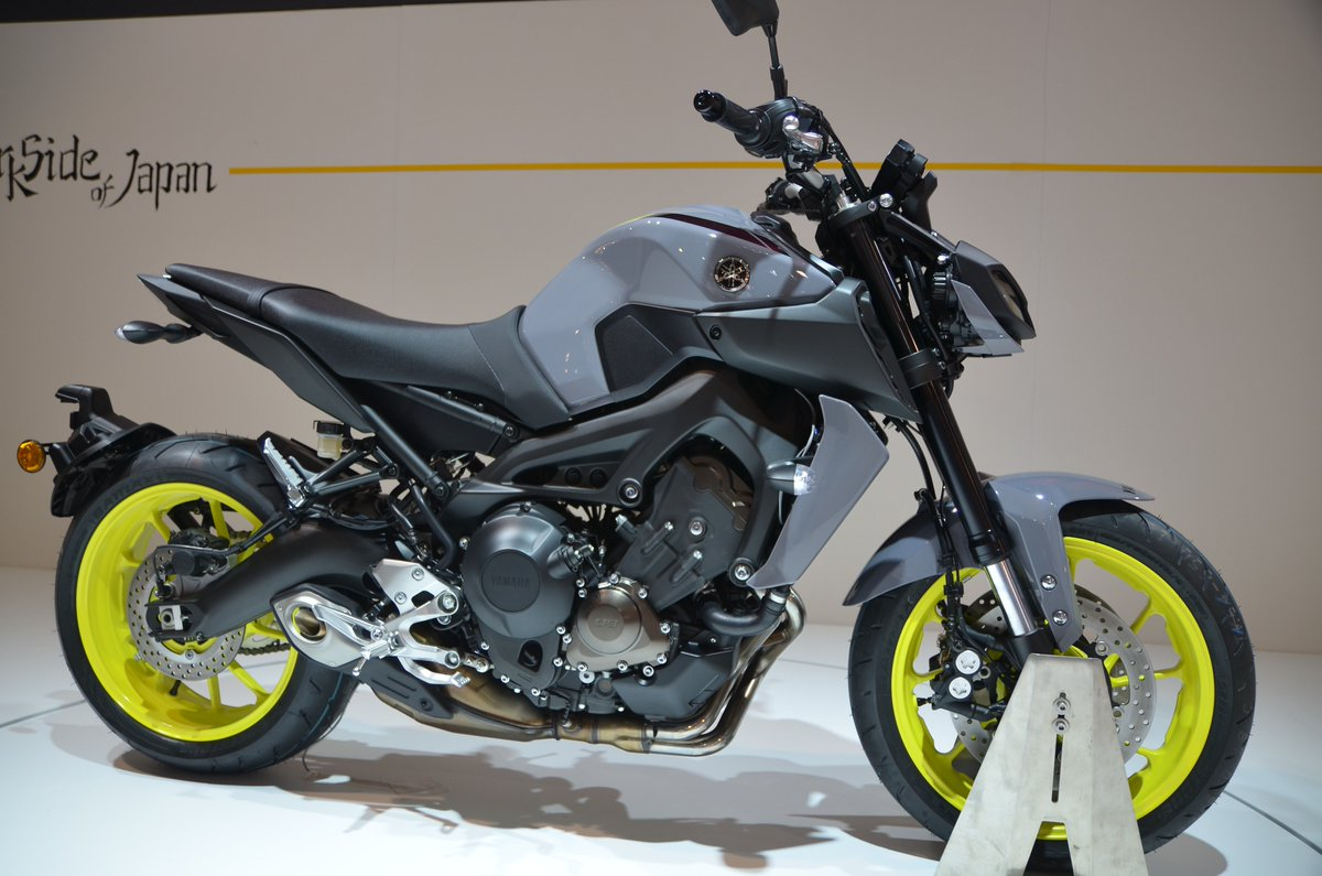 Yamaha Hyper Naked Motorcycles