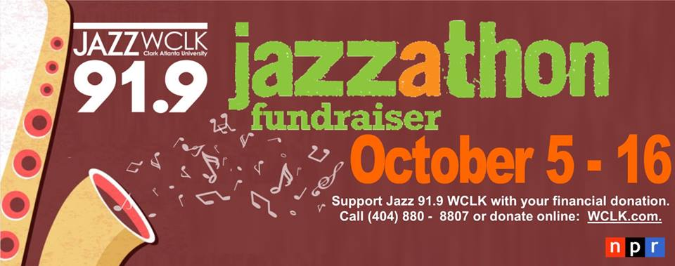 #Jazzness *joins the Jazz 91.9 WCLK Family* --> CLICK: https://t.co/cmclnsW1Mt <-- JOIN TOO! https://t.co/kdYedoMhJL