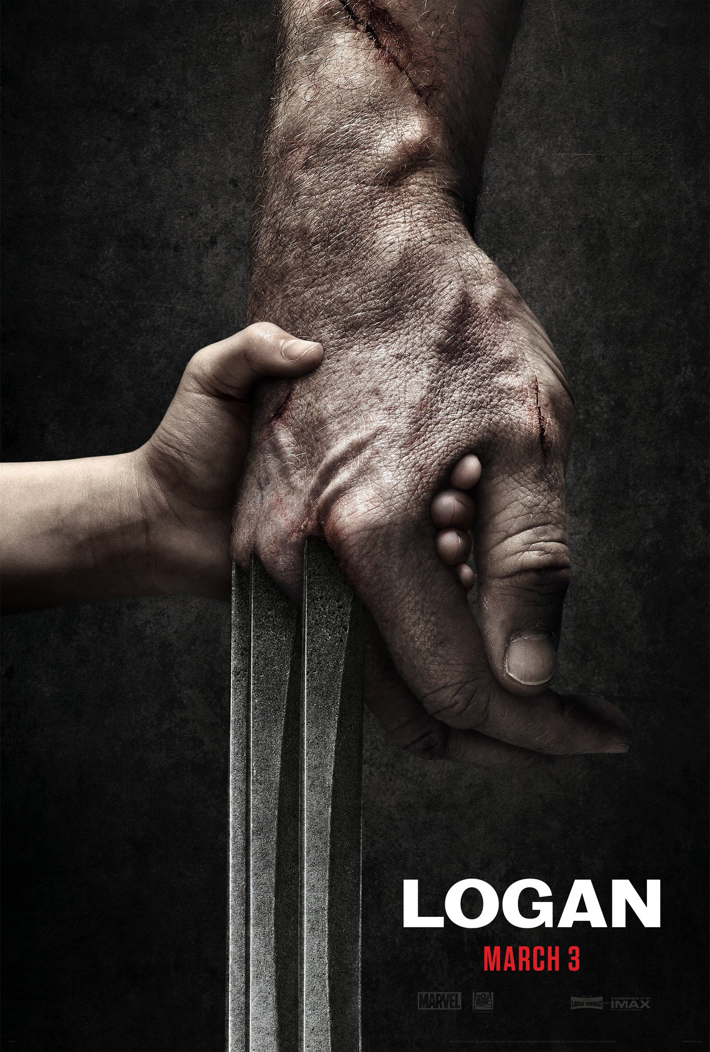 """Logan"" : "" Wolverine 3 "" de James Mangold avec Hugh Jackman - Page 2 CuAiczwUEAAId_W"