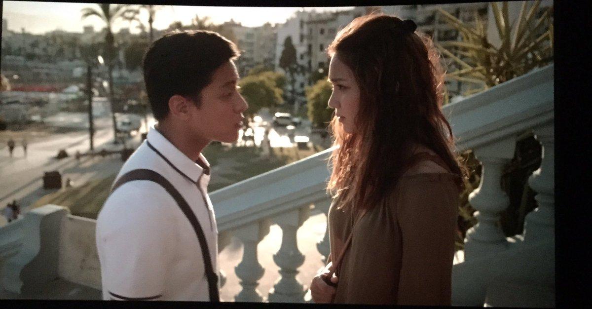 How nakakakilig naman this movie ! Hehe #Barcelona #Kathniel #Spain https://t.co/3YVQaVFj4Y