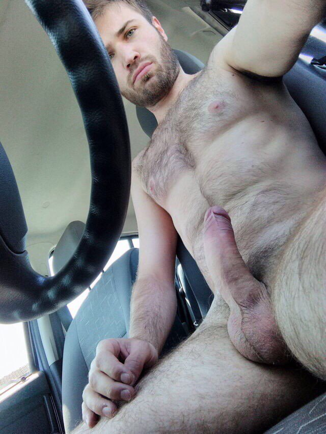 Hairy Naked Truckers