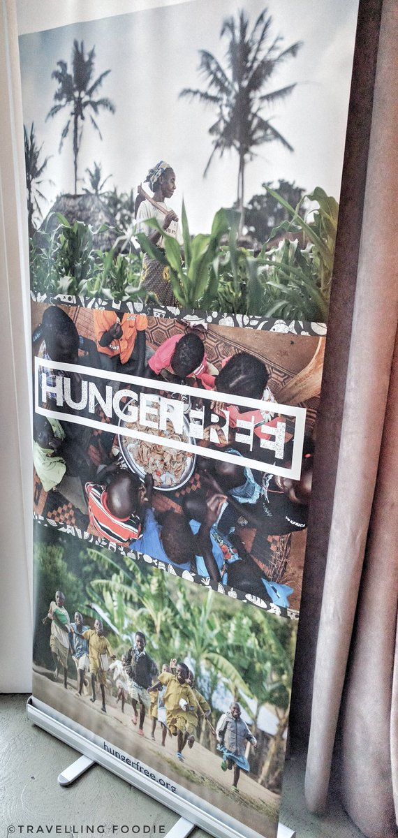 World Vision Canada Hunger Free Event