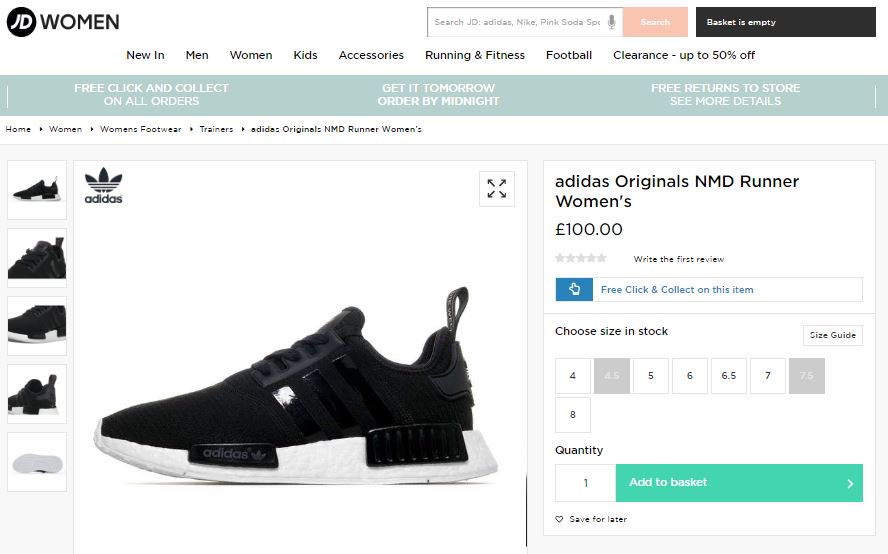 adidas Originals NMD R1 Color Boost Running Shoe (Men) Nordstrom
