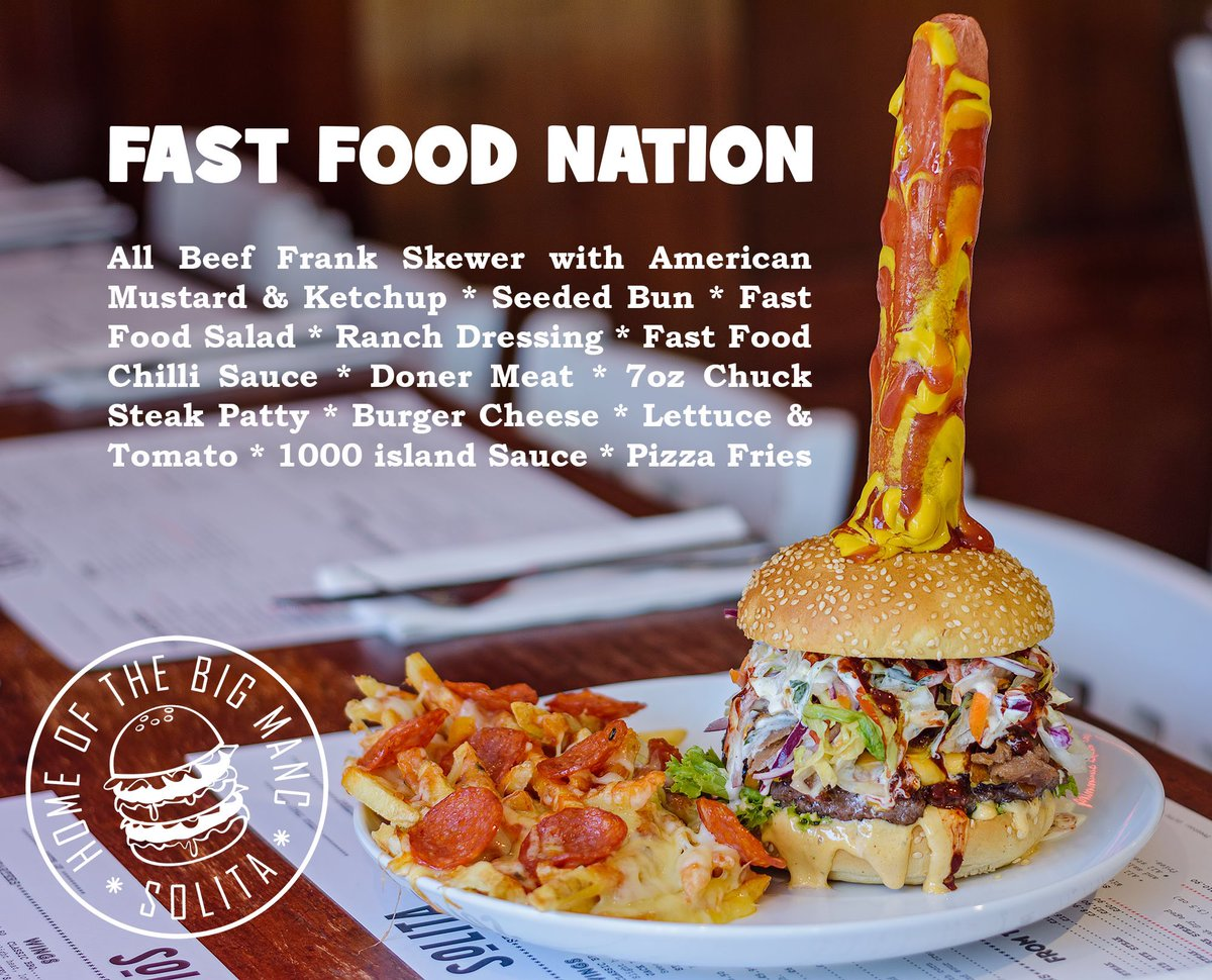 work cited for fast food nation Fast food nation is a groundbreaking work of investigation and cultural history that may change the way america thinks about the way it eats preview this book » what people are saying - write a review.