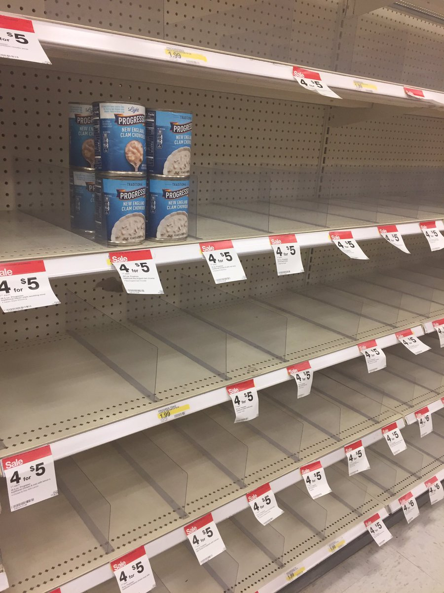 South Florida wants to survive #HurricaneMatthew. But we'd rather die than eat clam chowder.
