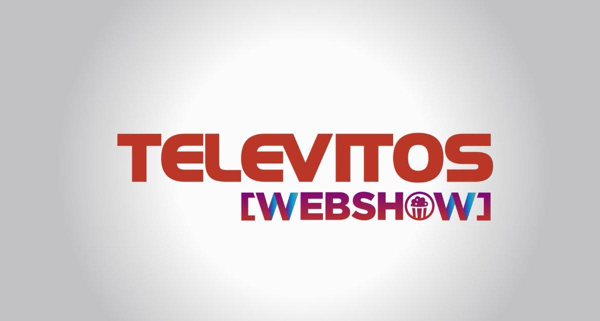 Hoy a las 19 hrs. #TELEVITOSWEBSHOW no te pierdas nuestro 1er capítulo!! SÓLO POR @Televitos TE ESPERAMOS!! RT, RT! https://t.co/cgOOrgcatS