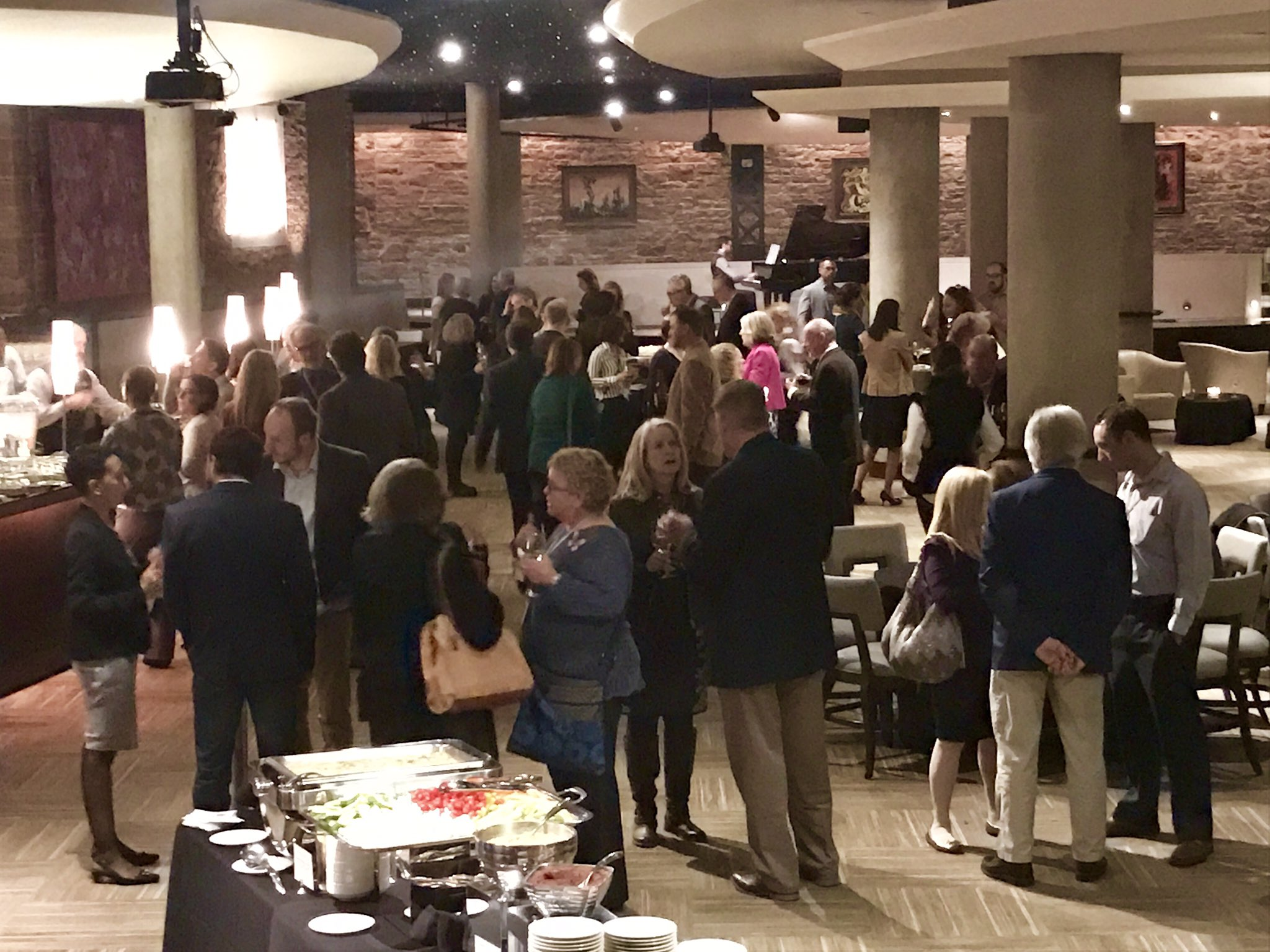 Thanks to everyone who joined us for the #AEPNF16 Opening Night Reception! https://t.co/wmyvYccJfJ