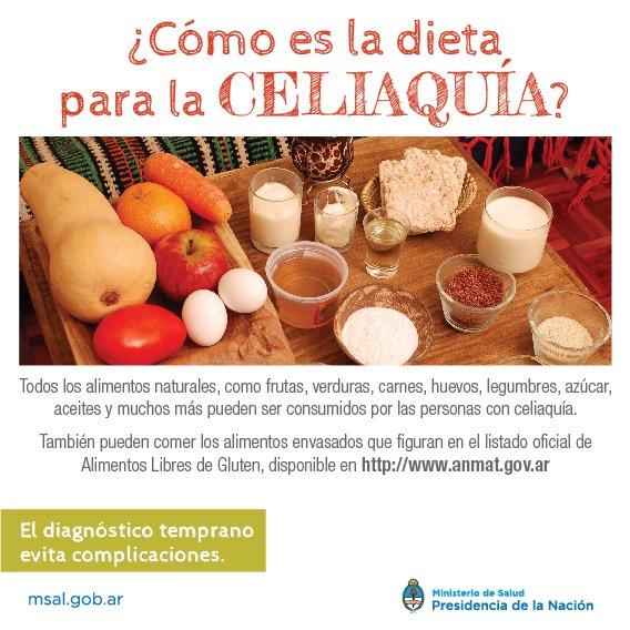 Conoc el listado de alimentos libres de gluten - Alimentos ricos en gluten ...